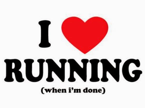 Proč jsem začala běhat