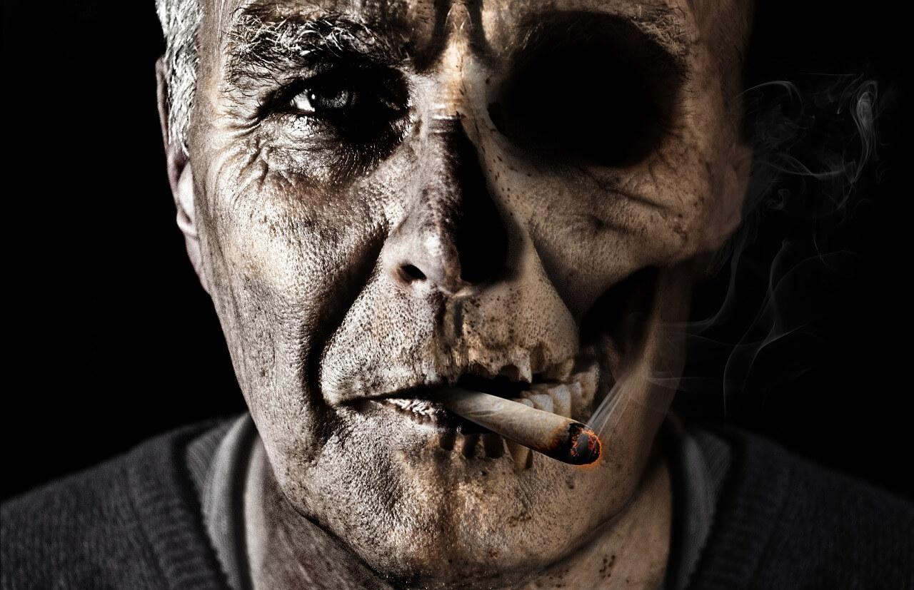 Podotýkám, že má závislost je minimální nebo žádná, kouřím, když mám chuť.