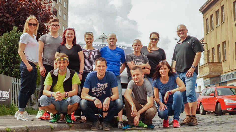 Vltava Run – poprvé