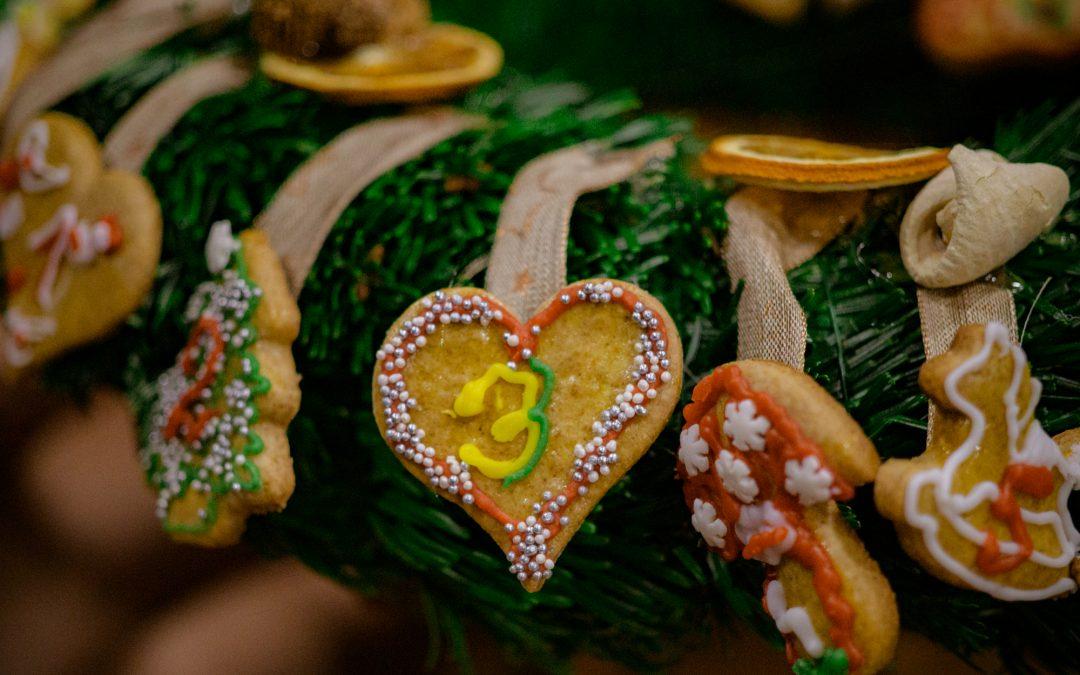 Recept na skvělé vánoční perníčky
