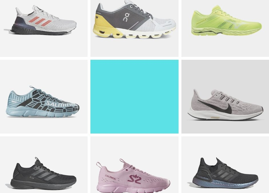 Vybíráš si boty?