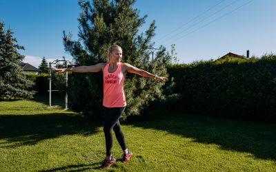 Proč se před během rozcvičit?