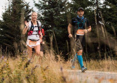 Běhej lesy Jizerská – 50 km