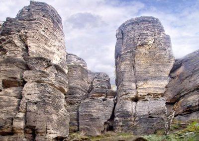Tisá a Volské kameny