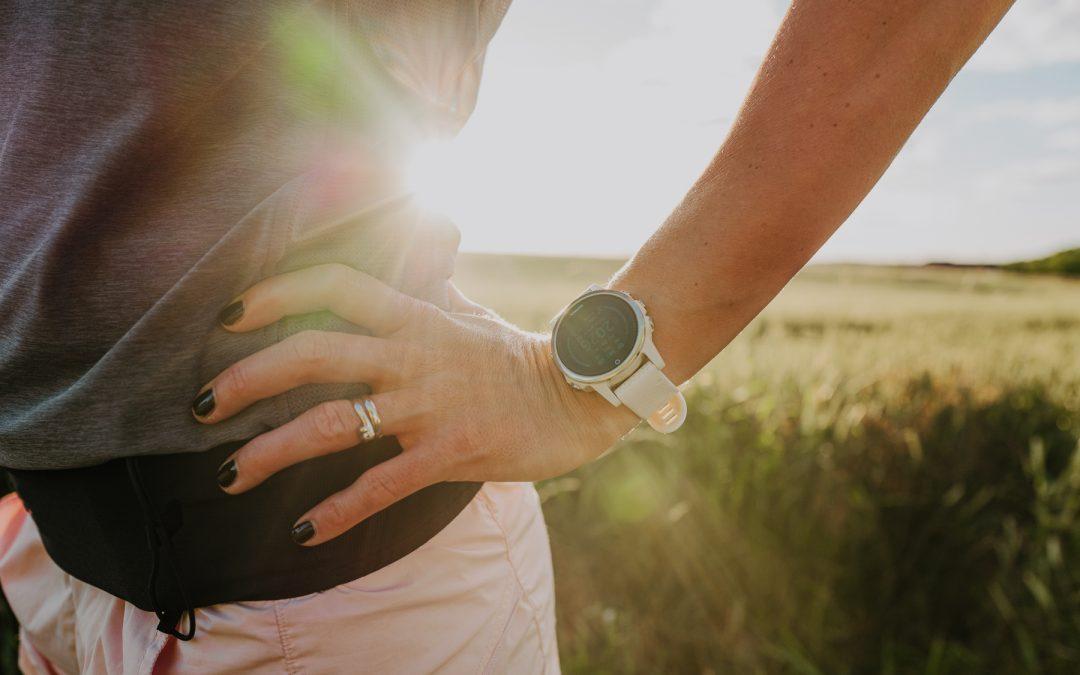 Jak si naplánovat trénink v hodinkách Garmin?