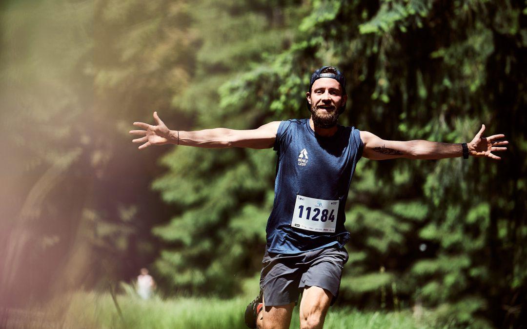 Běhej lesy konečně  už i na Slovensku