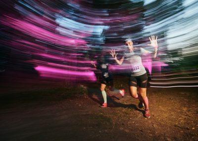Běhej lesy Boletice – 20 km