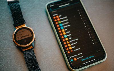 Jak získat a nahrát aplikaci do hodinek, která není ve výchozím nastavení hodinek Garmin?